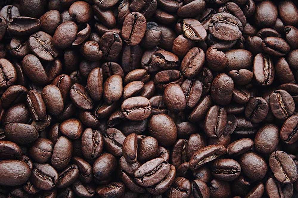 kawa - ziarna kawy